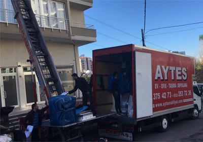 Aytes Nakliyat Kaliteli şehirler arası nakliyat hizmeti sunmaktadır. Eşyalarınızı sağlam ve temiz bir şekilde paketleyerek dikkatle taşır, zarar görmeden yeni adresinize güvenle taşır.